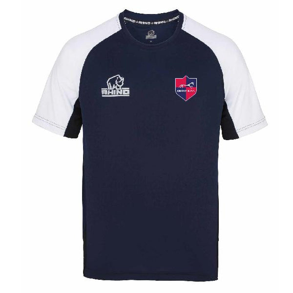 Grove RFC Mace II T-shirt - Rhino Direct