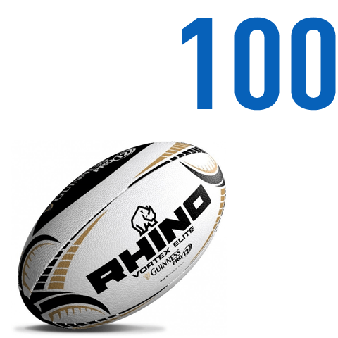 X100 Guinness Pro12 Replica Ball 16/17 - Mini