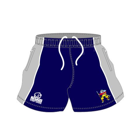 Hunslet Warriors ARLFC Senior Casual Shorts