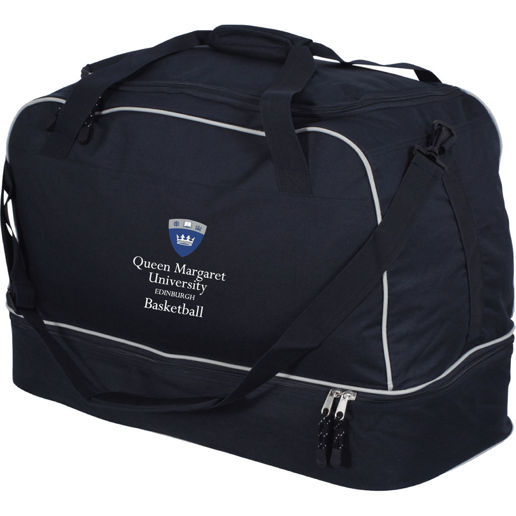 Queen Margaret University Basketball Holdall - rhino-direct-2.myshopify.com