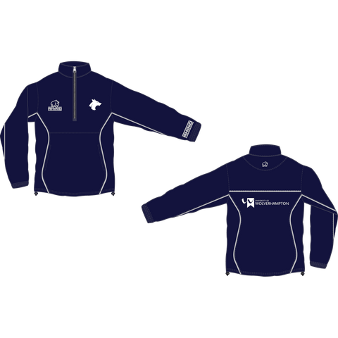 WLV Women's Football Hurricane Jacket