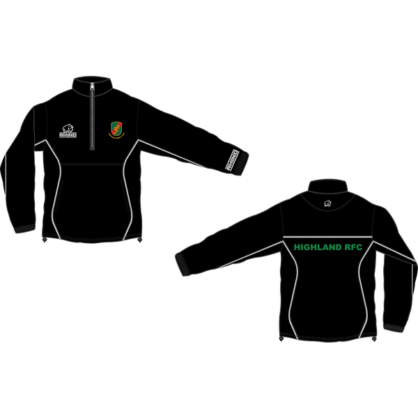 Highland RFC Junior Hurricane Jacket