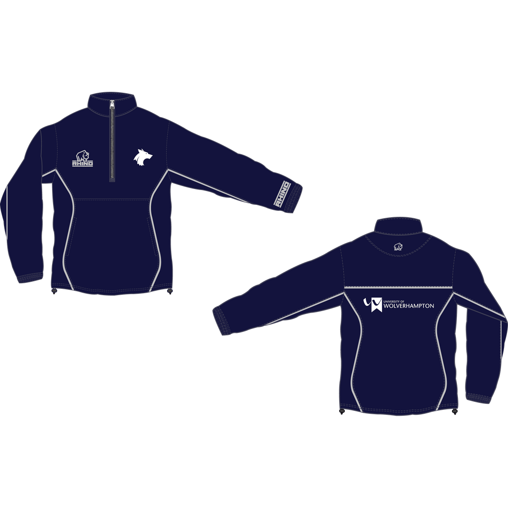 WLV Men's Basketball Hurricane Jacket
