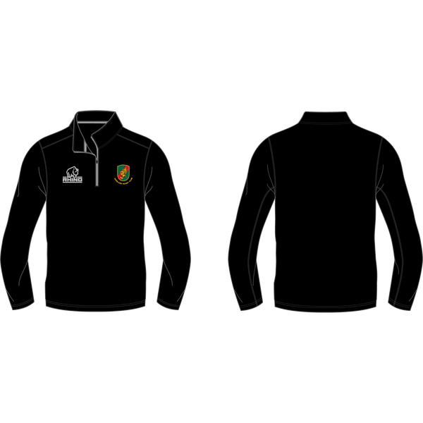 Highland RFC Hyper 1/4 Zip Lightweight Midlayer - Rhino Direct