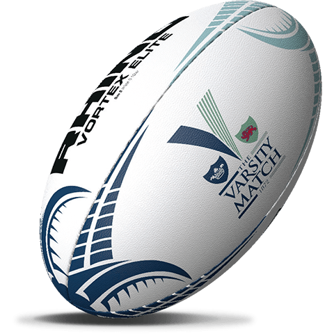 The Varsity Match Vortex Elite Match Ball - Size Midi