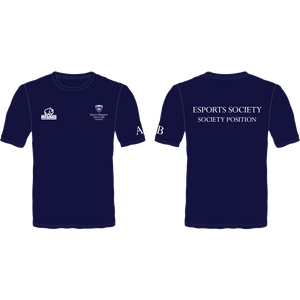 QMU Esports Society Men's Cool T-Shirt