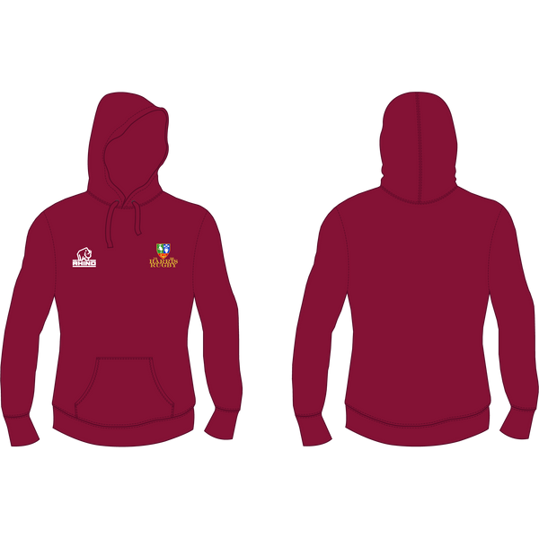 Harris Rugby Club Hoodie - Rhino Direct