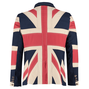 Union Flag Jacket in X Design - rhino-direct-2.myshopify.com