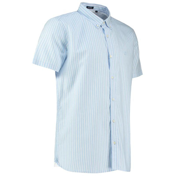 Rhino SS Oxford Stripe Shirt