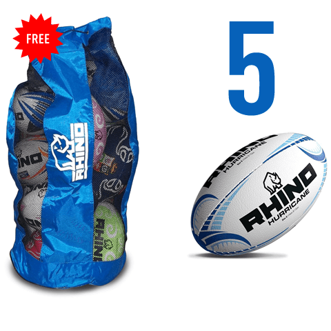 X5 Hurricane Training Ball Bundle Pack - rhino-direct-2.myshopify.com
