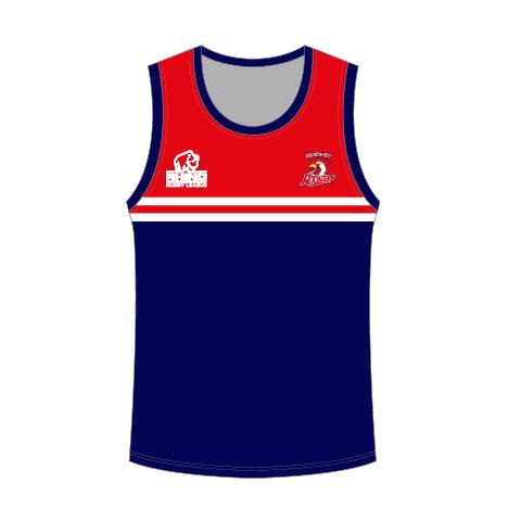 Salford City Roosters Junior Training Vest
