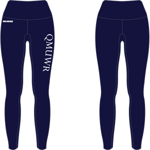 Queen Margaret University Women's Rugby Leggings - rhino-direct-2.myshopify.com