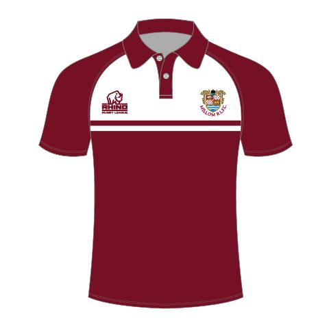 Millom RLFC Senior Polo Shirt