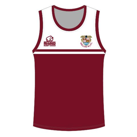 Millom RLFC Senior Training Vest