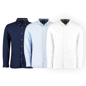 Rhino Long Sleeve Oxford Shirt