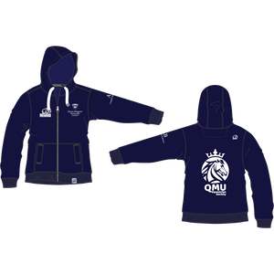 Queen Margaret University Equestrian Madrid Hoodie - rhino-direct-2.myshopify.com
