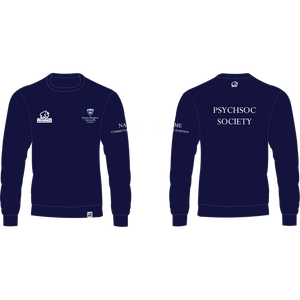 Queen Margaret University PsychSoc Society Milan Sweatshirt - rhino-direct-2.myshopify.com