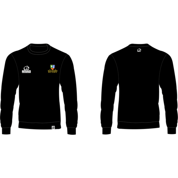 Harris Rugby Club Milan Sweatshirt - Rhino Direct