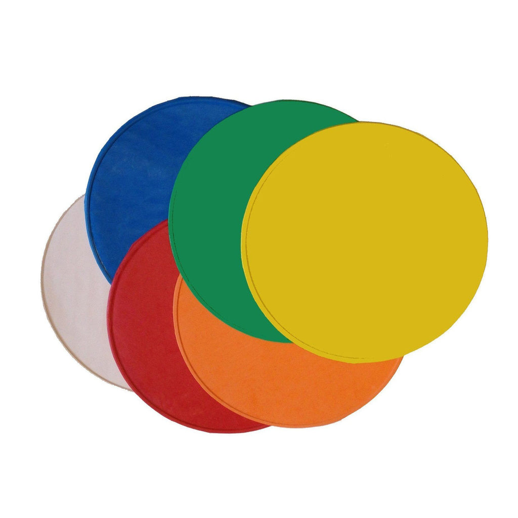 Non Slip Rubber Discs (Set Of 6)