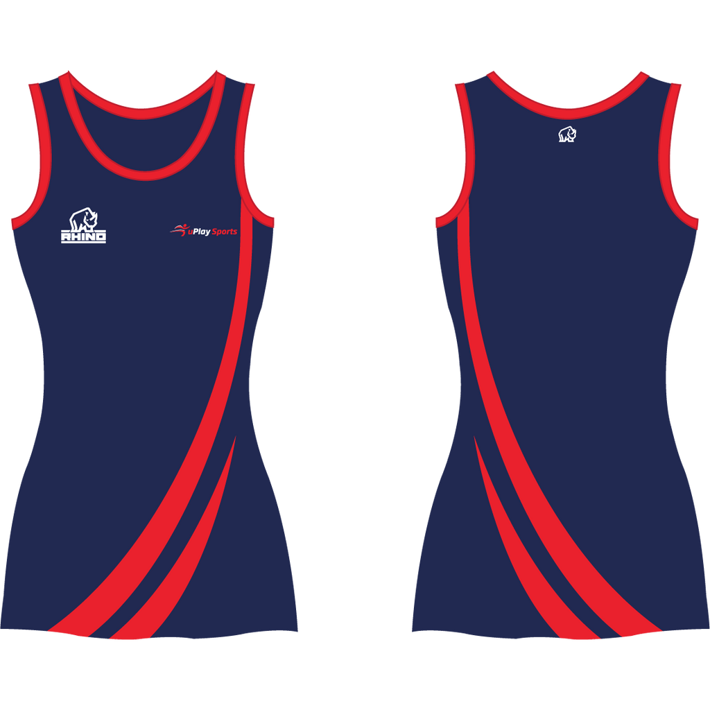 uPlay Sports Netball Junior Dress