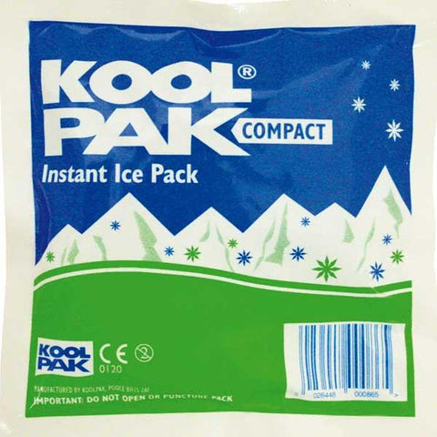 Compact Instant Ice Pack - Pack of 80