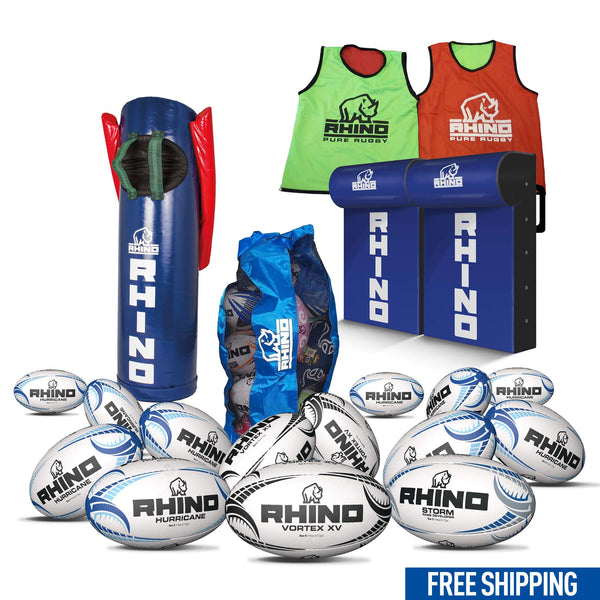 Rhino Junior Rugby Training Pack
