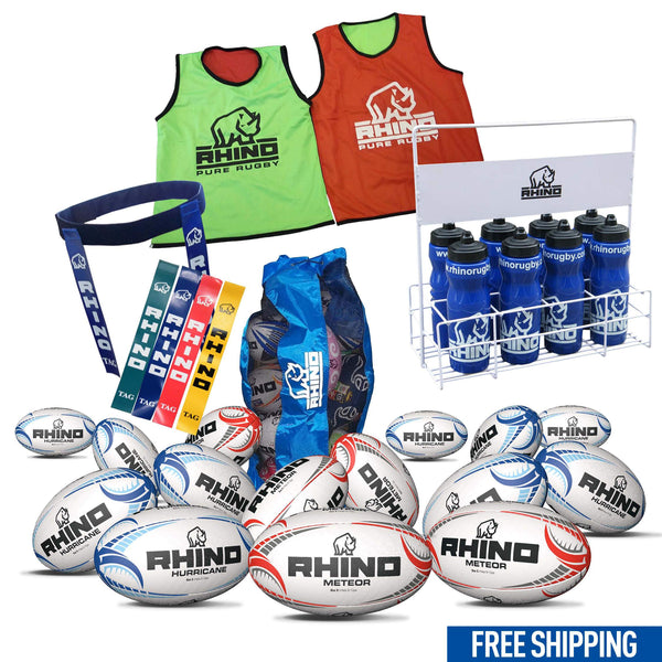 Rhino Junior Rugby Starter Pack