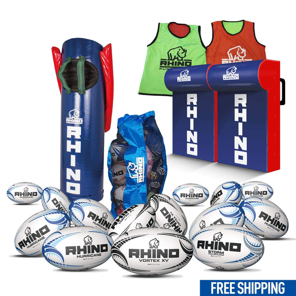 Rhino Senior Rugby Training Pack