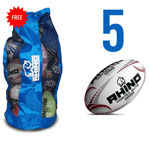 X5 Vortex Elite Match Ball Bundle