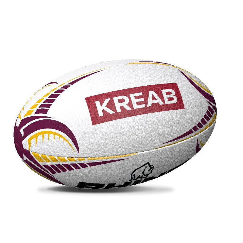120x Customised Rhino Rugby Union Balls - rhino-direct-2.myshopify.com