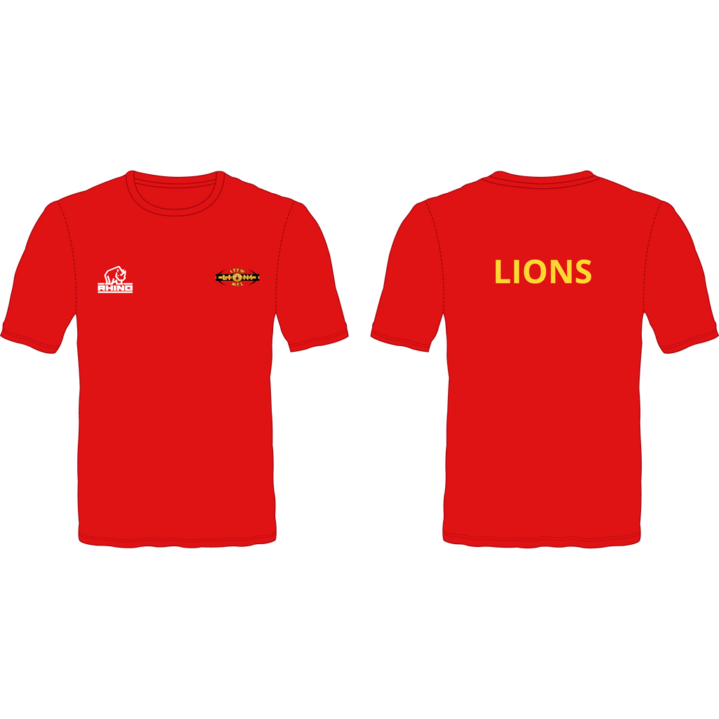 Stewart's Melville Lions Adult Performance T-Shirt