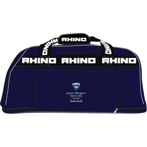 Queen Margaret University Basketball Players Bag - rhino-direct-2.myshopify.com