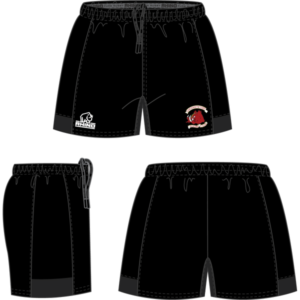 Carnoustie HSFP Junior Auckland Short - Rhino Direct