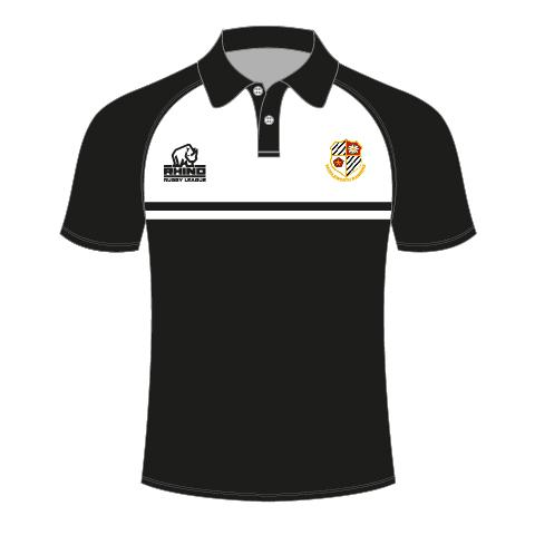 Saddleworth Rangers Senior Polo Shirt - rhino-direct-2.myshopify.com