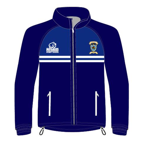 Queensbury ARLFC Junior Rain Jacket - rhino-direct-2.myshopify.com