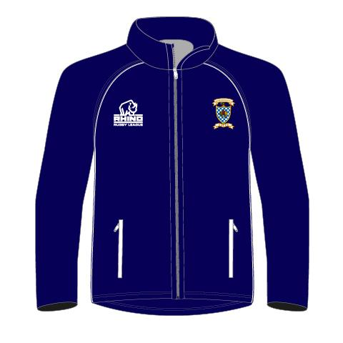 Queensbury ARLFC Senior Performance Jacket - rhino-direct-2.myshopify.com