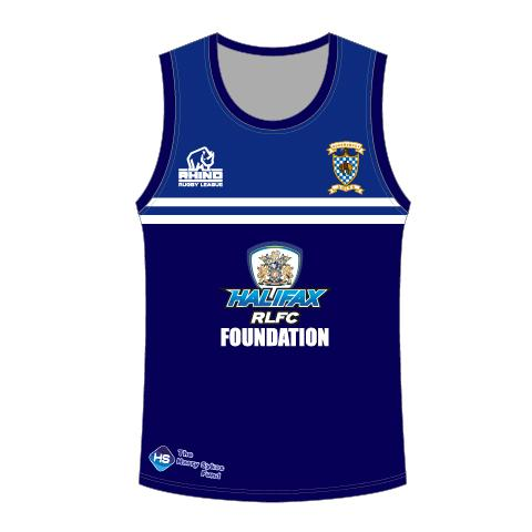 Queensbury ARLFC Senior Training Vest - rhino-direct-2.myshopify.com