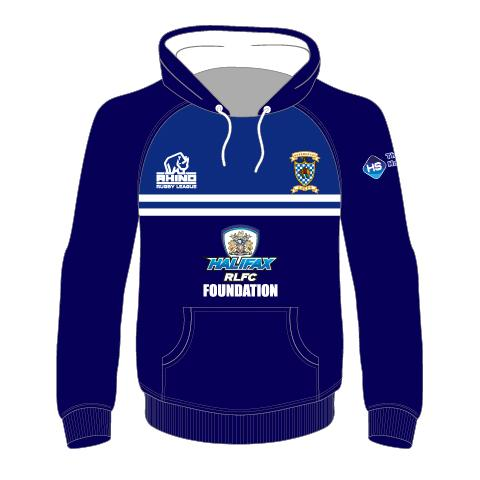 Queensbury ARLFC Junior Hoodie - rhino-direct-2.myshopify.com