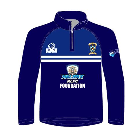 Queensbury ARLFC Junior Midlayer - rhino-direct-2.myshopify.com