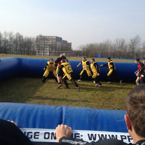 Rhino Cage Rugby Inflatable Pitch