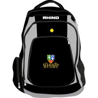 Harris Rugby Club Gameday Rucksack - Rhino Direct