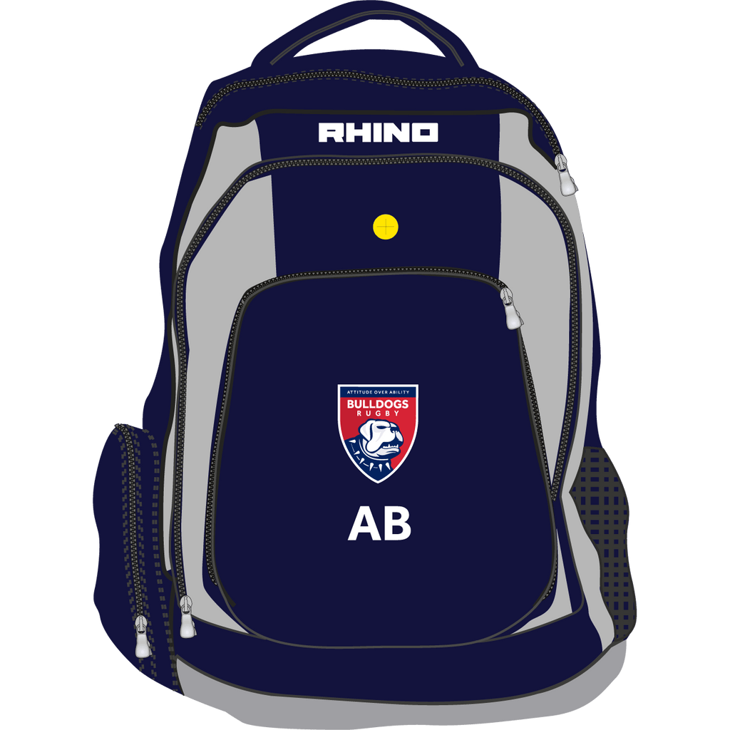 Bulldogs Rugby Gameday Rucksack