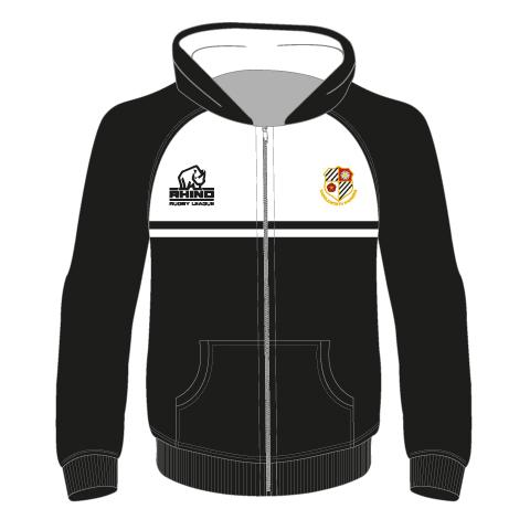Saddleworth Rangers Junior Full Zip Hoodie