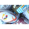 25X Rhino Surplus Rugby Balls - 3 Sizes