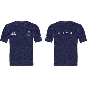 Queen Margaret University Volleyball Men's Performance T-Shirt - rhino-direct-2.myshopify.com