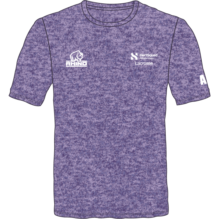 Herts Lacrosse Men's Performance T-Shirt