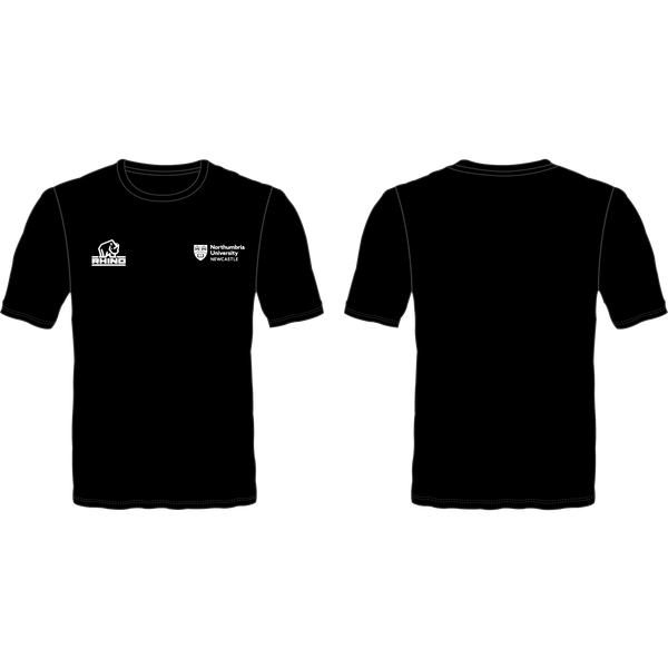Northumbria University Rugby Performance T-Shirt - rhino-direct-2.myshopify.com