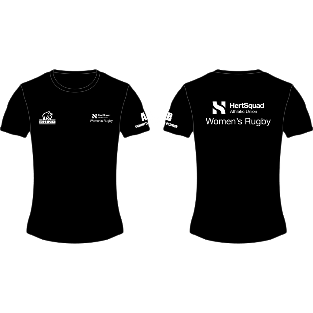 Herts Women's Rugby Women's Performance T-Shirt
