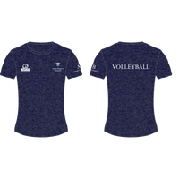 Queen Margaret University Volleyball Women's Performance T-Shirt - rhino-direct-2.myshopify.com