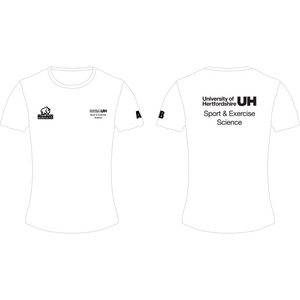 Herts Sport & Exercise Science Women's Performance T-Shirt